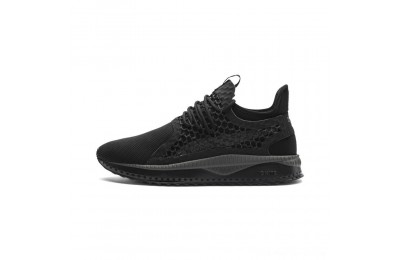 Black Friday 2020 Puma TSUGI NETFIT v2 Sneakers Black-Dark Shadow-Fig Outlet Sale