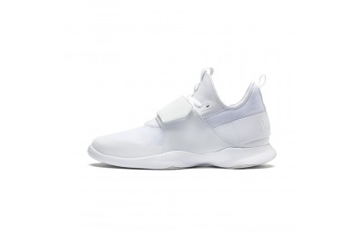 Puma Dare Trainer Women's Trainers White- White Outlet Sale