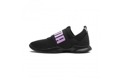 Black Friday 2020 Puma Dare Women's Sneakers Black-Orchid Outlet Sale