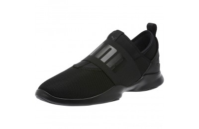 Black Friday 2020 Puma Dare Women's Slip-On Sneakers Black- Black Outlet Sale
