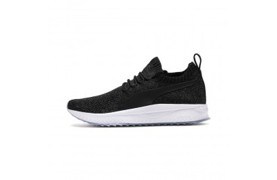 Black Friday 2020 Puma TSUGI Apex evoKNIT Men's Sneakers Black-Iron Gate Outlet Sale
