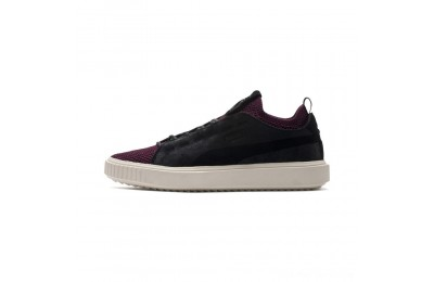 Black Friday 2020 Puma PUMA Breaker Knit Baroque Evolution Sneakers Black-Whisper White Outlet Sale