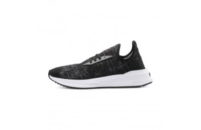 Black Friday 2020 Puma AVID evoKNIT Mosaic Evolution Sneakers PBlack-IGate-GViolet Outlet Sale