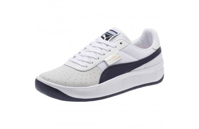 Puma California Casual Sneakers P White-Peacoat-P White Outlet Sale