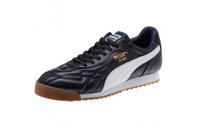 Puma Roma Anniversario Sneakers Peacoat- White Outlet Sale
