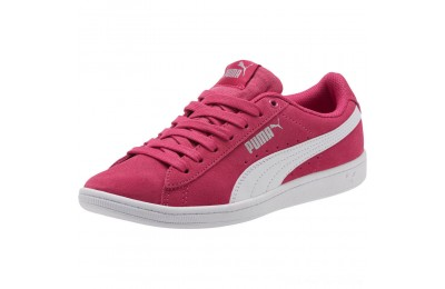 Puma PUMA Vikky Sneakers JRBeetroot Purple- White Outlet Sale