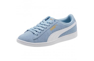 Puma PUMA Vikky Sneakers JRCERULEAN-White-Metallic Gold Outlet Sale