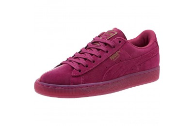Black Friday 2020 Puma Basket Classic LunarGlow Women's Sneakers Magenta Haze-Metallic Bronze Outlet Sale