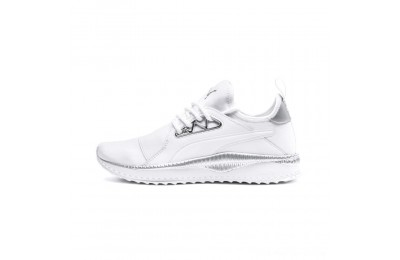 Puma TSUGI Apex Jewel Women's Sneakers White- White Outlet Sale