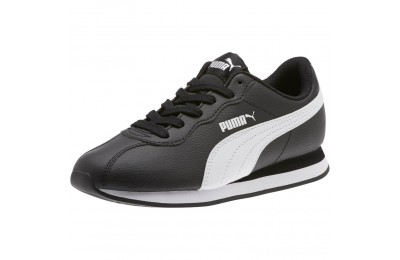 Puma Turin II JR Sneakers Black- White Outlet Sale