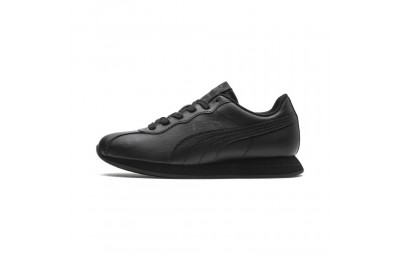 Puma Turin II JR Sneakers Black- Black Outlet Sale
