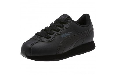 Puma Turin II AC Preschool Sneakers Black- Black Outlet Sale