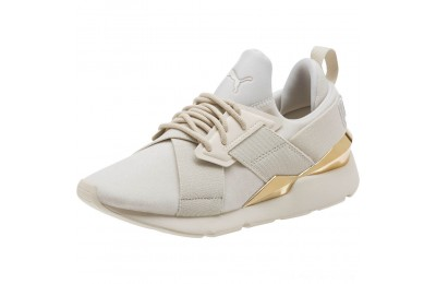 Puma Muse Lunar Glow Women's Sneakers Birch-Birch Outlet Sale