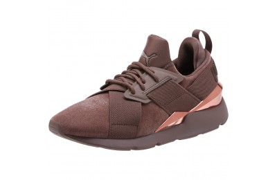 Puma Muse Lunar Glow Women's Sneakers Peppercorn-Rose Gold Outlet Sale