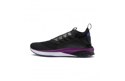 Black Friday 2020 Puma TSUGI Jun CLRSHFT Sneakers PBlack-SBlue-Phlox Outlet Sale