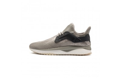 Puma TSUGI Cage Premium Sneakers Elephant Skin- Black Outlet Sale