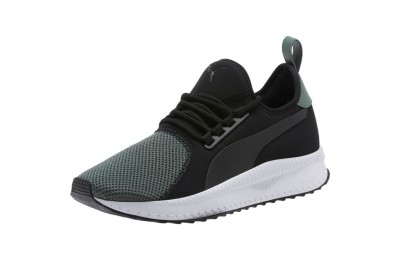 Puma TSUGI Apex Blck Men's Sneakers Laurel Wreath-Black-White Outlet Sale