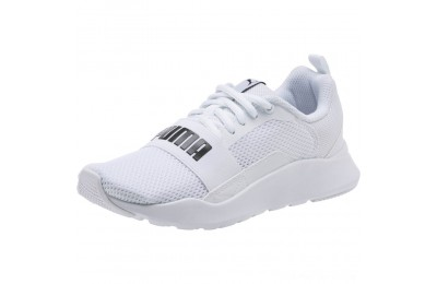 Puma PUMA Wired JR Sneakers White- White-White Outlet Sale
