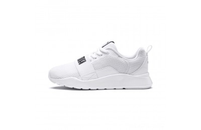 Black Friday 2020 Puma PUMA Wired Sneakers White- White-White Outlet Sale