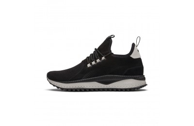 Puma TSUGI Apex Winterized Running Shoes Blk- Blk- Wht Outlet Sale