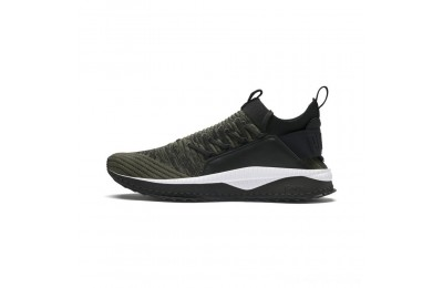 Black Friday 2020 Puma TSUGI JUN Escape Sneakers Forest Night- Black Outlet Sale