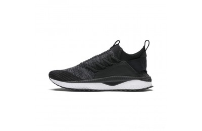 Puma TSUGI JUN Escape Sneakers Black-Iron Gate Outlet Sale
