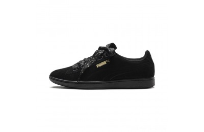 Puma Puma Vikky Ribbon Dots Sneakers Black- Black Outlet Sale