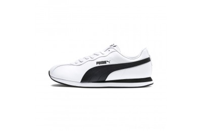 Puma Puma Turin II Sneakers White- Black Outlet Sale
