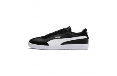 Puma Astro Cup SL Black- White Outlet Sale