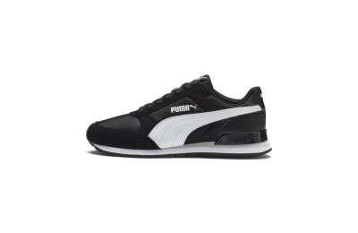 Puma ST Runner v2 Mesh AC Sneakers PS Black- White Outlet Sale