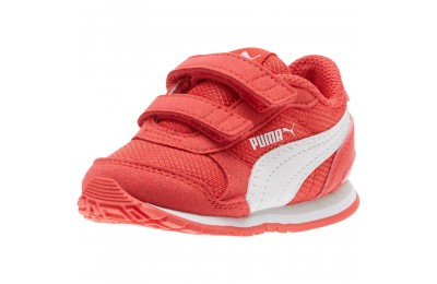 Black Friday 2020 Puma ST Runner v2 Mesh AC Sneakers INFHibiscus - White Outlet Sale