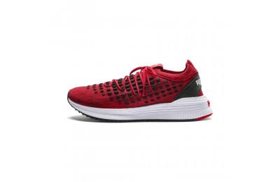 Black Friday 2020 Puma Evolution AVID FUSEFIT Sneakers Ribbon Red-Black- White Outlet Sale