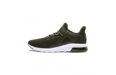 Puma Electron Street Sneakers Forest Night-Forest-White Outlet Sale
