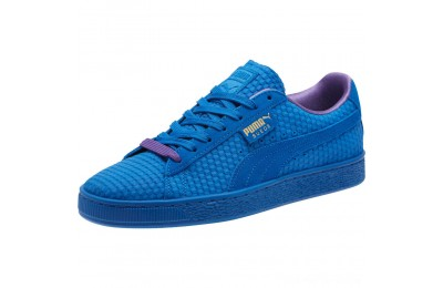 Black Friday 2020 Puma Suede Classic Archive AOP Sneakers Royal- Team Gold Outlet Sale