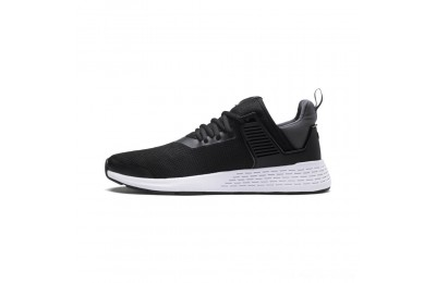 Puma Insurge Mesh Sneakers Black-Iron Gate-White Outlet Sale