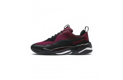 Black Friday 2020 Puma Thunder Spectra Men's Sneakers Rhododendron-P Black-T Port Outlet Sale