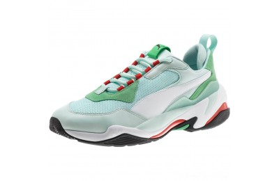 Black Friday 2020 Puma Thunder Spectra Men's Sneakers Fair Aqua-Irish Green Outlet Sale