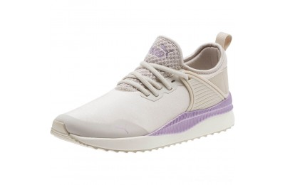 Black Friday 2020 Puma Pacer Next Cage ST2 Women's Sneakers Silver Gray-Metal. Lavender Outlet Sale