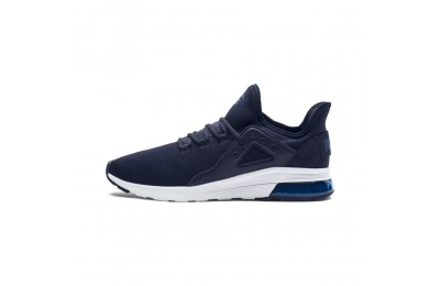 Black Friday 2020 Puma Electron Street Knit Sneakers Peacoat-Sodalite Blue Outlet Sale