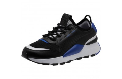 Puma RS-0 SOUND Sneakers JRBlack-Black-White Outlet Sale