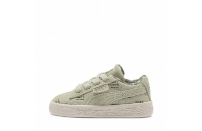 Puma PUMA X TINYCOTTONS Suede PSAlfalfa-Thyme-Birch Outlet Sale