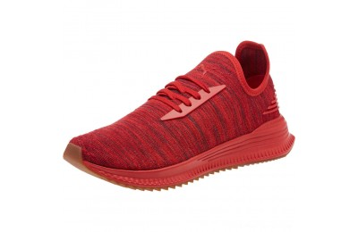 Puma AVID evoKNIT SU GumHigh Risk Red Outlet Sale