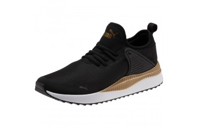 Puma Pacer Next Cage Metallic Wns Black-Gold Outlet Sale