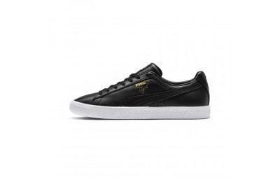 Black Friday 2020 Puma PUMA x TYAKASHA Clyde Sneakers Black Outlet Sale