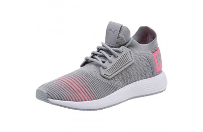 Puma Uprise Color Shift Women's Sneakers Quarry-KNOCKOUT PINK-White Outlet Sale