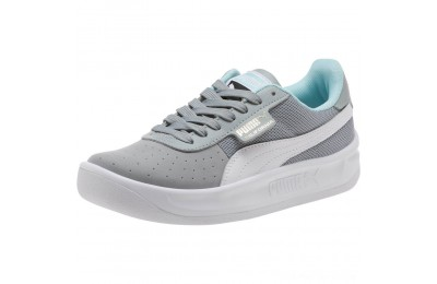 Puma California Casual Sneakers JRQuarry- White- Gold Outlet Sale