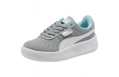 Black Friday 2020 Puma California Casual Sneakers PSQuarry- White- Gold Outlet Sale