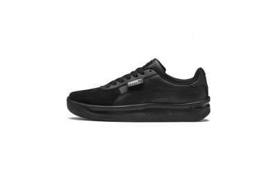 Black Friday 2020 Puma California Exotic Women's Sneakers Black-Metallic Ash Outlet Sale