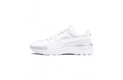 Black Friday 2020 Puma Adela Women's Sneakers White- White Outlet Sale