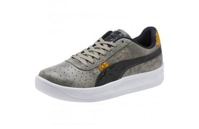 Black Friday 2020 Puma GV Special+ Gator Gray Men's Sneakers Elephant Skin- Black Outlet Sale